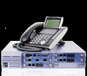 Офисная телефонная АТС